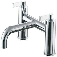 IDEAL STANDARD Argento E0072AA Due maniglia bagno Miscelatore rubinetto in Chrome