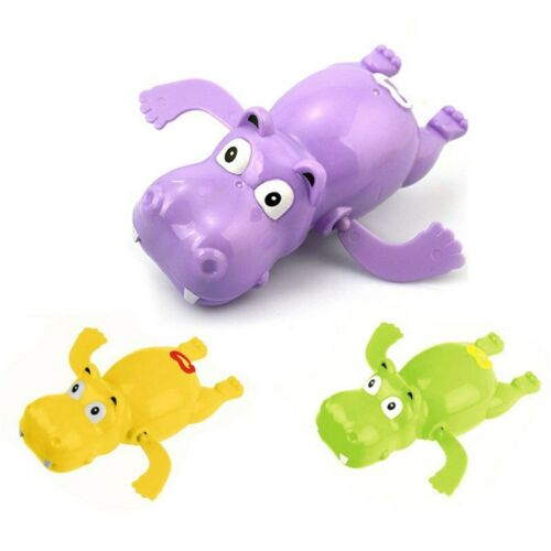 Cute Wind-up Swimming Turtle Tortoise Pool Toys For Baby Kids Bath Bathtub Time