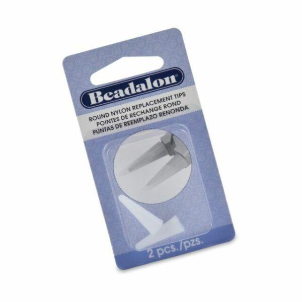 "Nylon Flat Nose Pliers Replacement Tips 2//Pkg .75/"" 035926102712"