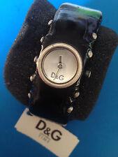 Montre NOS Quartz Femme D&G DOLCE & GABBANA Time DW0351 Modèle Noir / Watch