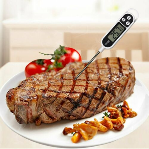 Digital Cooking Food Stab Probe Thermometer Kitchen Meat Temperature Meter Me