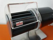 Braun HL121 Tischventilator Ventilator Lüfter Fan Tischlüfter graphit rare