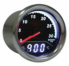 SAAS SG611240 Diesel Turbo Boost and Exhaust Temp Gauge