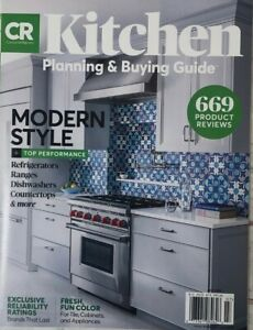 Consumer Reports July 2020 Kitchen Planning Buying Guide 669 Product Reviews Ebay