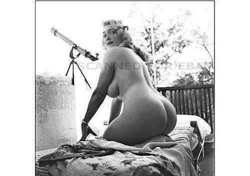 Jennie Lee model nude girl busty female woman photo art picture butt print TT