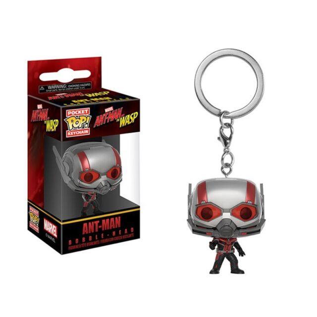 Funko Pop! Llavero Ant Man 4cm - Marvel - Producto Oficial