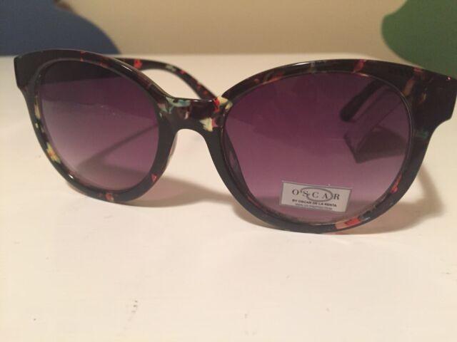 Oscar de la Renta Women/'s Sunglasses Mod1232CE 215 Dark Demi