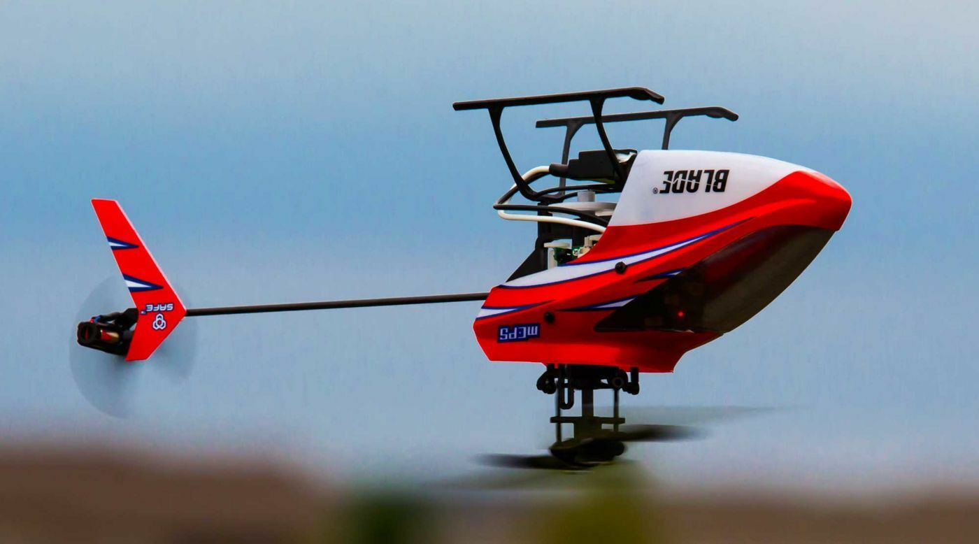 BLADE mCP S 3D Helicopter RTF with SAFE and AS3X Technology