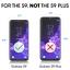 Samsung-Galaxy-S9-protector-de-pantalla-de-vidrio-templado-curvado-amfilm-3D-1-Pack miniatura 2