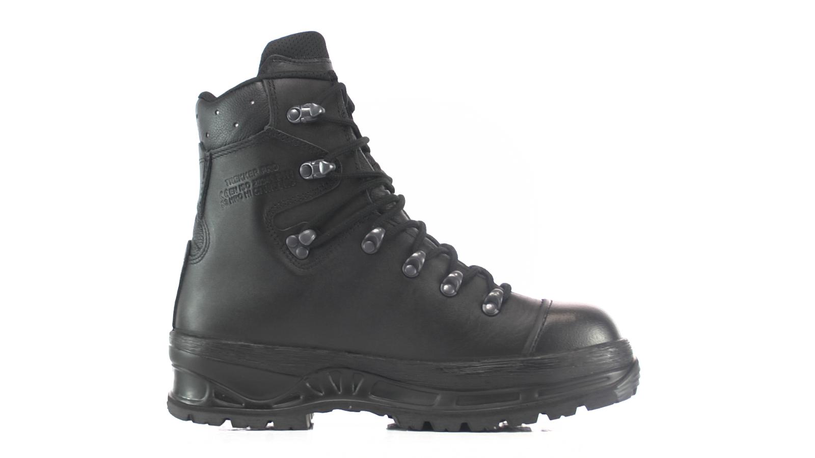 HAIX TREKKER Scarpe 602002 Gore-Tex Impermeabile Scarpe TREKKER Sicurezza Puntale d'Acciaio f13c32