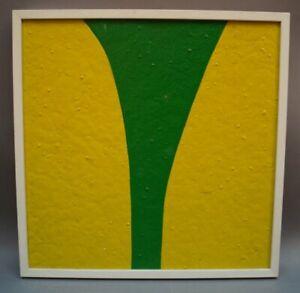Peter M. Bauer (1946-2020) - Art Brut - Naive Kunst - Grüner Trichter PB4