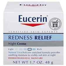 Eucerin Redness Relief, Night Creme 1.70 oz