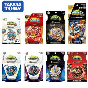 Takara-Tomy-Beyblade-Burst-GT-CHO-Z-GOD-Starter-amp-Booster-Set-Launcher-or-Tool