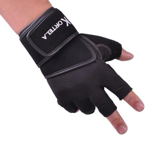 Weight Lifting Gym Professional Training Workout Fitness Sports Glove Wrist Wrap