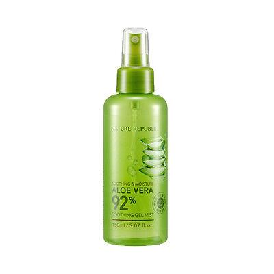 [NATURE REPUBLIC] Soothing & Moisture Aloe Vera 92% Soothing Gel Mist - 150ml