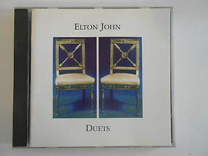 ELTON-JOHN-DUETS-CD-ALBUM-gt-PORT-GRATUIT