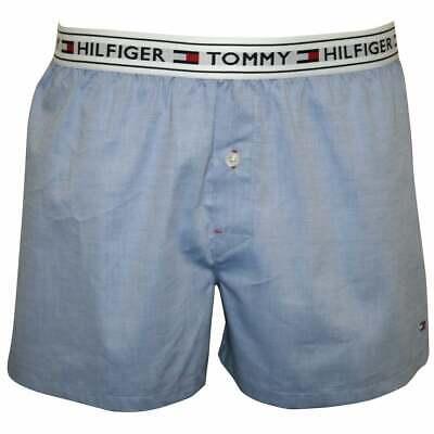 Neuf Avec Étiquettes Homme Tommy Hilfiger Homme Coton Classique Boxer