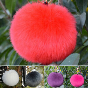 EB-KM-KF-Cute-Furry-Ball-Keychain-Bag-Key-Hanging-Tail-Accessories-Rabbit-Fur