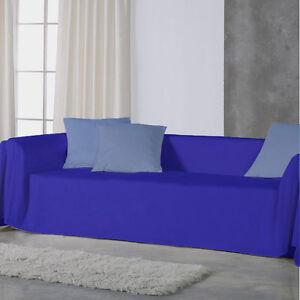 Granfoulard copridivano coprittutto telo arredo maxi 350 x 280 panama cotone mg ebay - Telo arredo divano ...