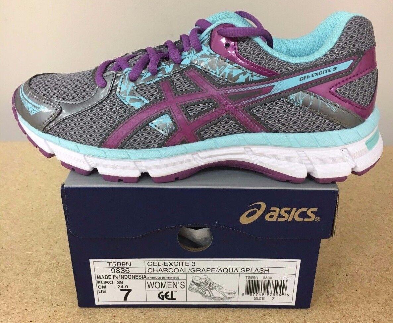 Asics Gel-Excite 3 Womens Running Shoe SKU T5B9N.9836 Comfortable Seasonal clearance sale