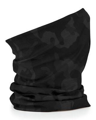Beechfield Morf Ombre 3 in 1 Scarf Snood Headwear 100/% polyester microfibre