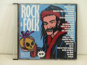 CD-Sampler-Rock-amp-Folk-33-MOTORHEAD-KINGS-OF-LEON-SPIVS-LEE-LEWIS-FERRY-DYLAN