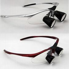 Dental Loupes Binocular Ttl 25x Surgical Magnifier Glasses 400 600mm Customize