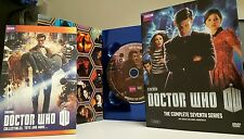 Doctor Who: The Complete Seventh Series, Season 7 (DVD, 2013, 5 Disc Set)