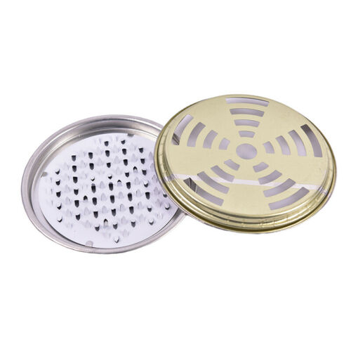 Metal Iron Mosquito Box Coil Holder Coil Repellent Incense Rack Plate With Co cz