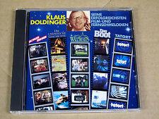 CD Klaus Doldinger Film und Fernsehemelodien / Tatort , Waldhaus etc/  TV Series