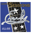 Everly Sessions Acoustic Guitar Strings - Phosphor Bronze - .011-.050, 7211