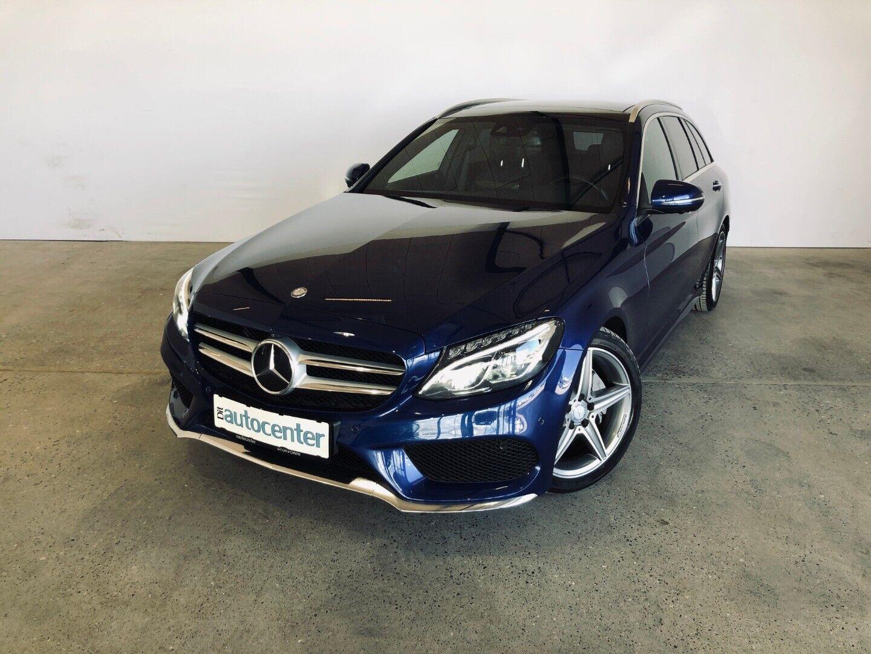 Mercedes C220 d 2,2 AMG Line stc. aut. 5d - 379.900 kr.