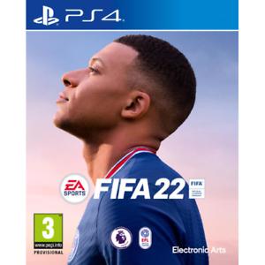 FIFA 22 PS4 EU