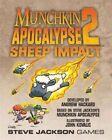 Munchkin Apocalypse Expansion 2 Sheep Impact Steve Jackson Games