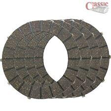 BSA C15 B40 B25 B44 B50 TRI T25 CLUTCH PLATES.