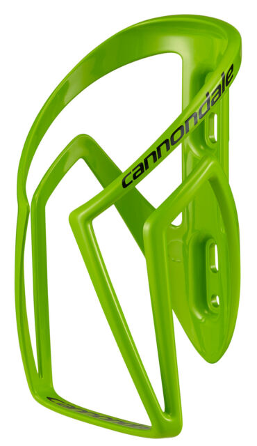 Cannondale Speed C Cage Fahrrad Flaschenhalter grün/schwarz