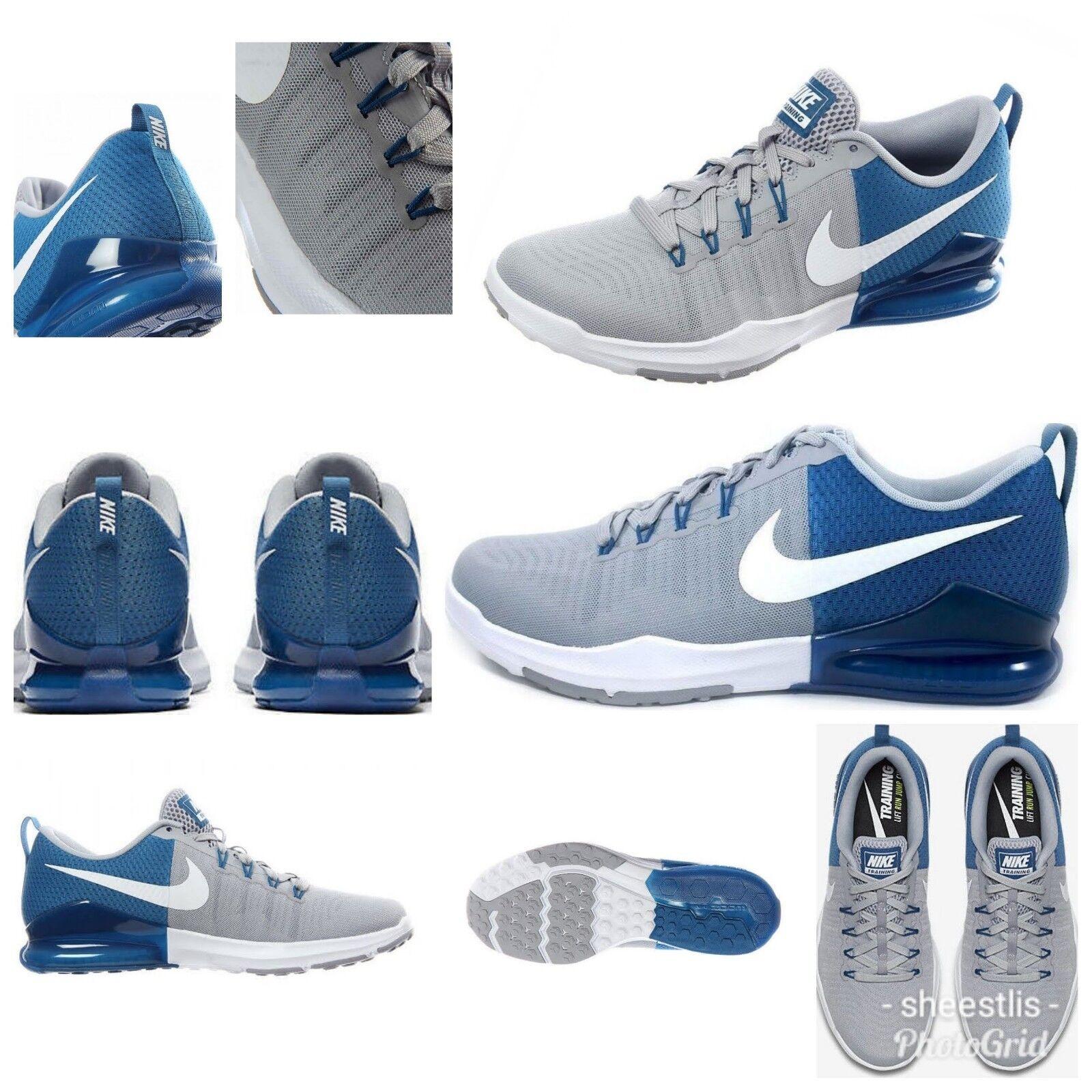 c2628fd22b6e Nike Men s 10.5 Zoom Train Action Training shoes FULL FULL FULL BOX 852438  400 852438-