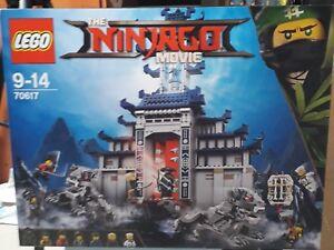 Lego Ninjago 70617 New Brand New et pré-peint