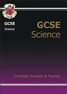 GCSE Science : Complete Revision and Practice, , Very Good Book
