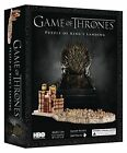 4d Cityscape Game of Thrones 3d Kings Landing Puzzle (260 Piece)