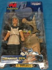 Grandma Ben Action Figure - ReSaurus - Jeff Smith's Bone