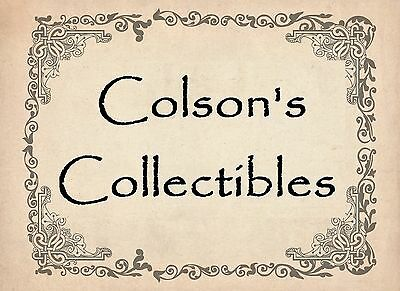 Colson's Collectibles