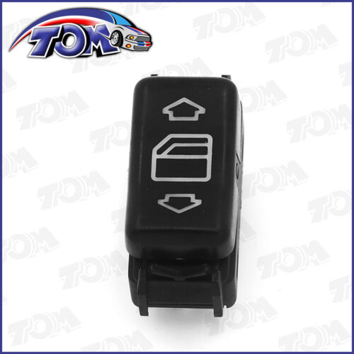 BRAND NEW DRIVER SIDE POWER WINDOW SWITCH FOR MERCEDES 300E