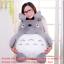 45cm-Giant-Big-Totoro-Plush-Toy-Hobbies-Rare-Stuffed-Totoro-Grey-Anime-Doll-gift miniature 1