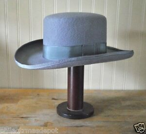 2b523b217cb Image is loading Robert-E-Lee-Style-Hat-Confederate-Civilian-S-M-L-
