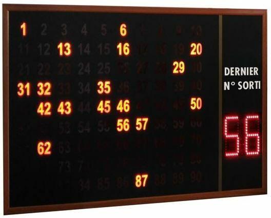 Comprehensive hardware – bingo lotto animation (1an) latest generation