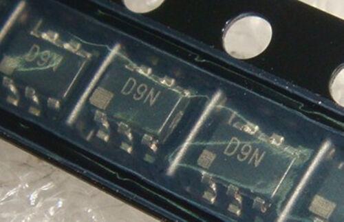 5PC AD5320BRTZ AD5320BRT silkscreen D9N SOT23-6 SMD