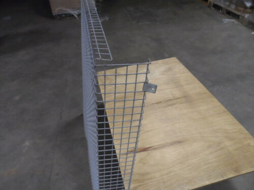 METAL MESH WINDOW GUARDS FOR CABINS