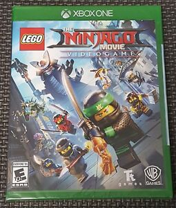 Details about The Lego Ninjago Movie Videogame - Xbox One - Brand New &  Sealed !