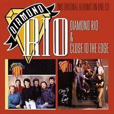 DIAMOND RIO/CLOSE TO THE EDGE (NEW CD)